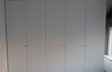 Draaideurkast 030 wit